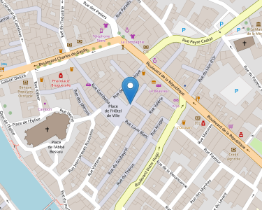 Adresse CCAS DE ST AFFRIQUE
