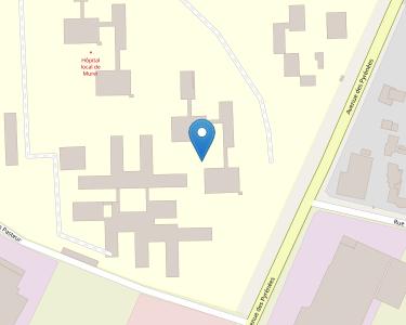 Adresse CENTRE HOSPITALIER DE MURET