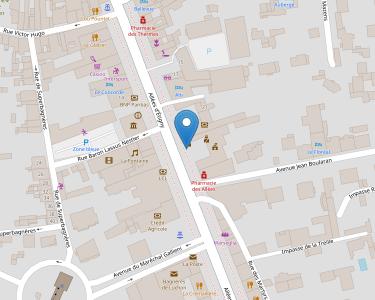 Adresse CCAS DE BAGNERES DE LUCHON