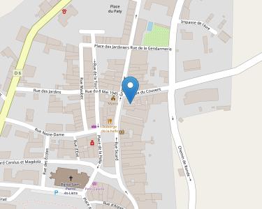 Adresse CCAS DE LE FOUSSERET