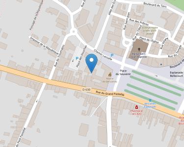 Adresse CCAS DE BESSIERES