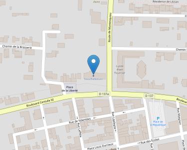 Adresse CCAS DE MIRANDE