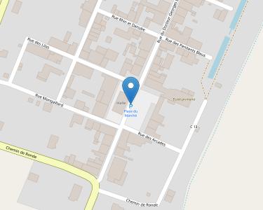 Adresse CCAS DE BARRAN