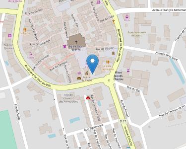Adresse CCAS DE CAJARC