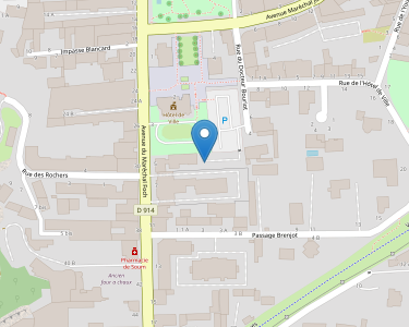 Adresse ADAPEI HAUTES-PYRENEES