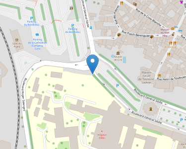 Adresse CENTRE HOSPITALIER D'ALBI