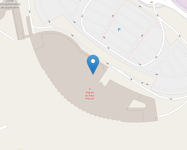 Adresse HOPITAL DU PAYS D'AUTAN - CHIC CASTRES MAZAMET