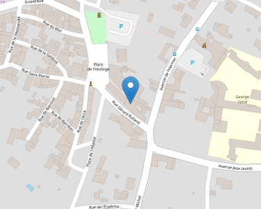 Adresse ASSOCIATION LOCALE ADMR - LESCURE