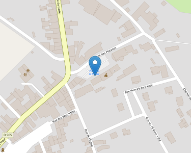 Adresse ADMR - MIRANDOL BOURGNOUNAC