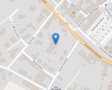 Adresse CCAS CASTELSARRASIN
