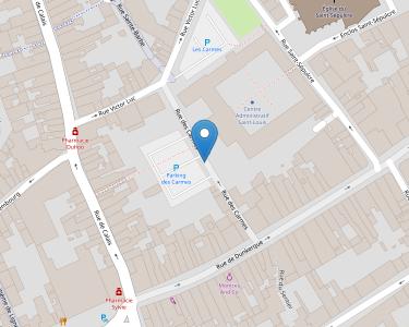 Adresse CCAS DE SAINT OMER