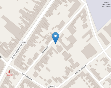 Adresse CCAS DE MERICOURT