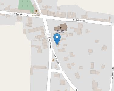 Adresse CCAS DE SOULVACHE