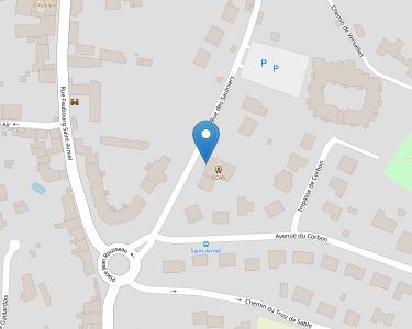 Adresse CCAS DE GUERANDE