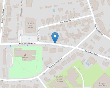 Adresse COMMUNE DE SAINT-SEBASTIEN-SUR-LOIRE