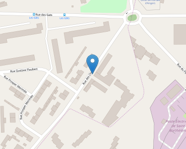 Adresse ASSOCIATION REGIONALE LES CHESNAIES