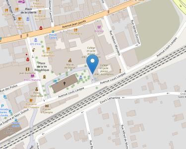Adresse CCAS DE ST BARTHELEMY D ANJOU