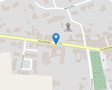 Adresse EHPAD VICTOIRE BRIELLE