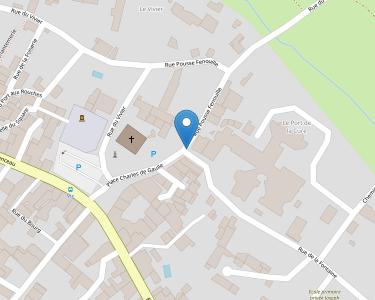 Adresse ASSOCIATION DE BIENFAISANCE STJOSEPH