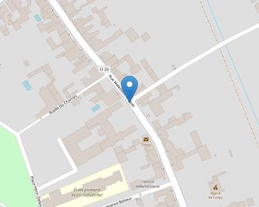 Adresse E.H.P.A.D. DE CREPY EN LAONNOIS