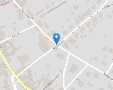 Adresse E.H.P.A.D. DE NEUILLY-SAINT FRONT