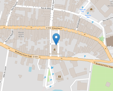 Adresse HOPITAL LOCAL DE CASTELJALOUX