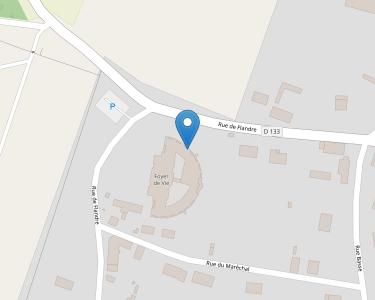Adresse FOYER DE VIE DE TILLOLOY