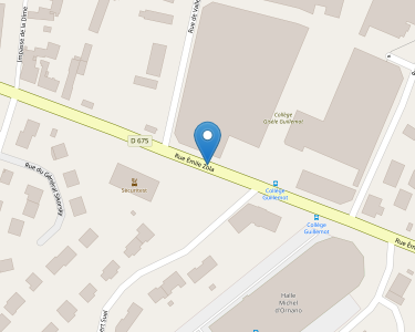 Adresse CCAS DE CAGNY