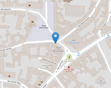 Adresse ENTRAIDE FAMILIALE D'ABBEVILLE