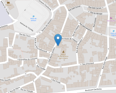 Adresse CCAS DE BARBEZIEUX