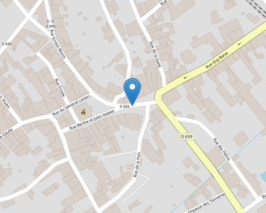 Adresse CCAS DE CHATEAUNEUF