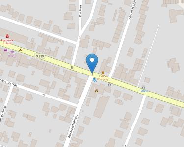 Adresse CCAS DE SOYAUX