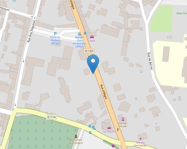 Adresse EHPAD RESIDENCE D'ALIGRE