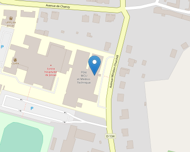Adresse CENTRE HOSPITALIER DE JONZAC