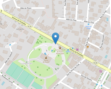 Adresse CENTRE HOSPITALIER DE ROYAN