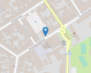 Adresse CCAS DE ROCHEFORT