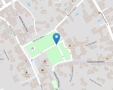 Adresse CCAS DE LA JARRIE