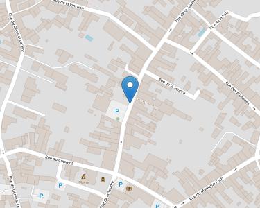 Adresse CCAS DE LA TREMBLADE