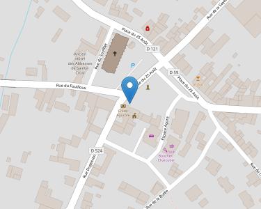 Adresse CCAS DE VASLES