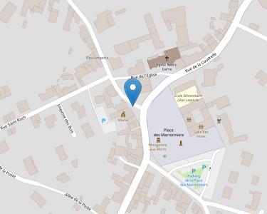 Adresse CCAS DE LA PEYRATTE