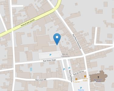 Adresse CCAS DE CIVRAY