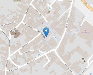 Adresse CCAS DE GENCAY