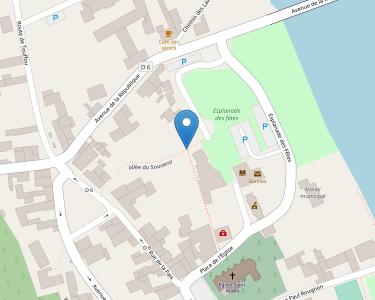Adresse CCAS DE BONNES