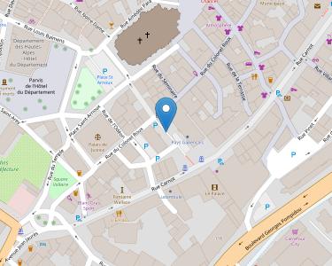 Adresse CCAS DE GAP