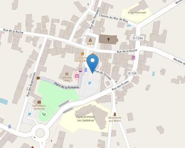 Adresse CCAS ST-ALBAN-DE-ROCHE