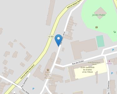 Adresse MELLET-MANDARD
