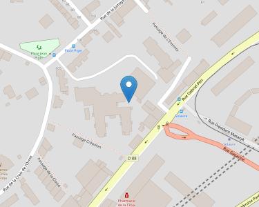 Adresse SAUVEGARDE 42