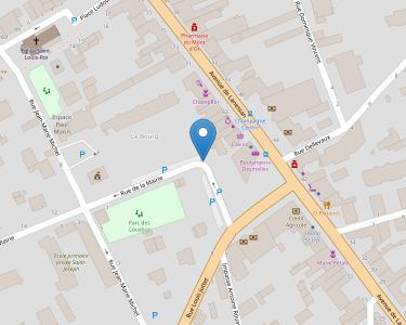 Adresse CCAS CHAMPAGNE AU MONT D'OR