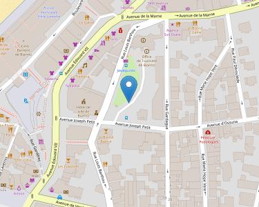 Adresse CCAS DE BIARRITZ