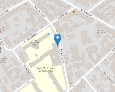 Adresse AAPEI STRASBOURG ET ENVIRONS